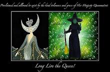 The Queendom's Altar