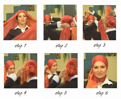 Different Ways to Wear a Hijab Scarf