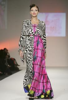 Hijab Style Dubai Fashion Week S S 09 Day 1 Cont