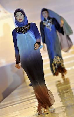 tom - Islamic Fashion Festival 2009