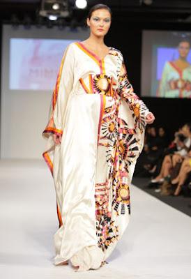 Hijab Style Dubai Fashion Week Day 1