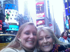 Me and Linz in Times Square