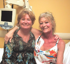 Kate & Me on Transplant Day
