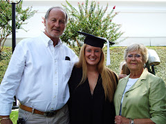 Van & Linz & Gibby at Graduation