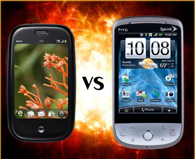 HTC vs. Palm.