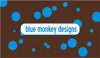blue monkey designs special offer