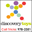 enter to win a $20 gift certificate for discovery toys