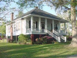 Girl learning along the way new orleans on my mind for Creole cottage house plans