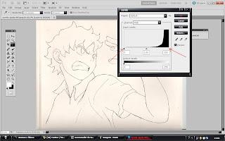 Nível Básico -Colorindo Desenho no PhotoShop Ctrl%252Bl