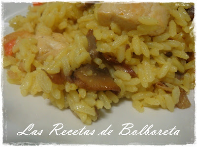 Recetas light Arroz+con+Pollo+al+Curry+(PP)