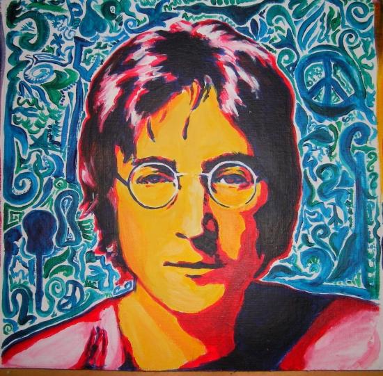 Les Beatles - Page 4 John-lennon-by-Eli