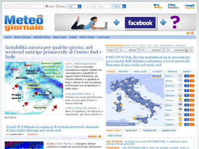 Meteo giornale previsioni a lungo termine sitobello - Previsioni mercato immobiliare lungo termine ...