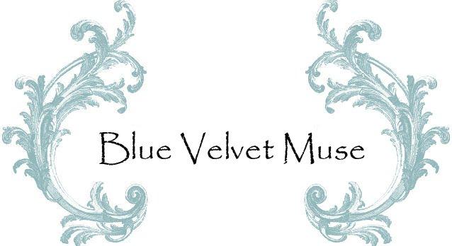 Blue Velvet Muse