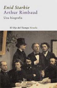 ENCUENTROS DE LECTURAS: Rimbaud. Una biografía