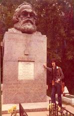 Londres, Highgate, julho de 1981