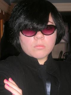 Gerard Way look-alike