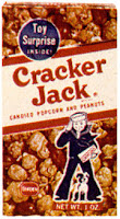 Cracker Jacks box