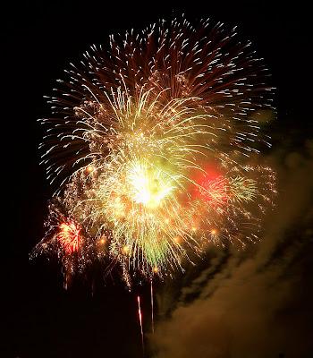 Sailfest Fireworks Finale