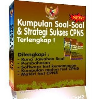 Download Contoh Soal Tes CPNS 2010 2011,Contoh Soal Tes CPNS
