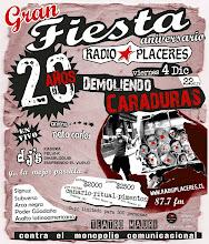 Fiesta Radio Placeres