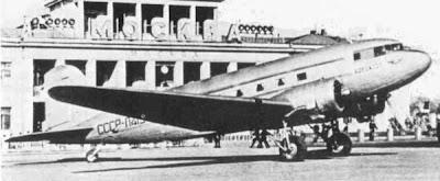 DOUGLAS DC3 Lisunov+Li-2