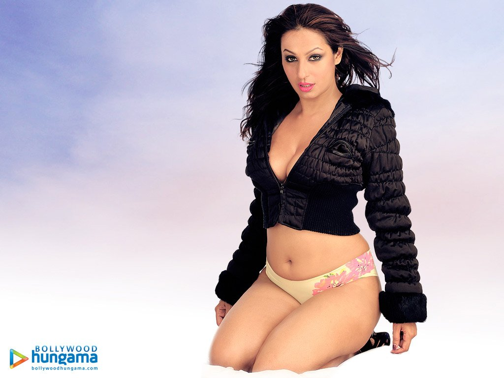 Actress model kashmira shah sexy wallpapers