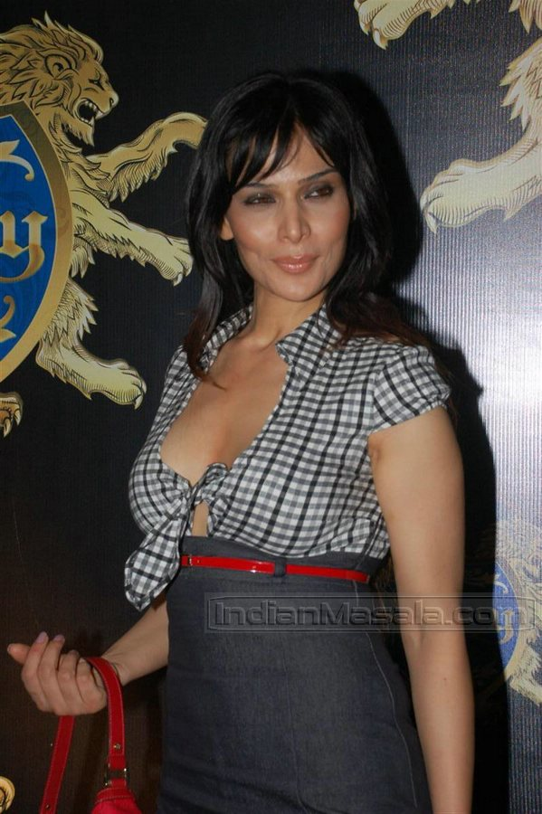 Hot Model Anupama Verma at recent Event