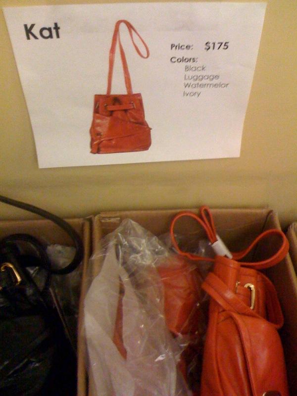 Sugarrockcatwalk Com Ny Sample Sale Report Kooba Handbags