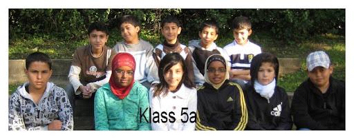 Klass 5a