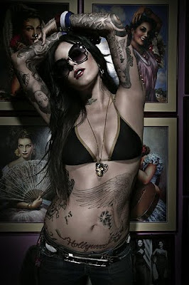 tattoo body art artist