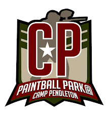 Paintball Park at Camp Pendleton