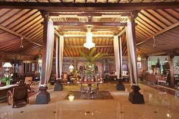 rumah joglo javanese traditional house