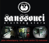 NOW OPENING !!! SANSOUCI CLOTHING STORE