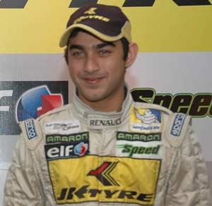 Armaan Ebrahim Armaan Ebrahim Profile Career Family Indian Car Racer Formula