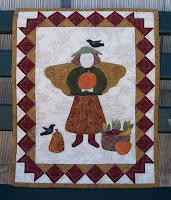 Garden Angel from Kathy Pelkki