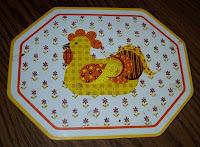 Chicken trivet