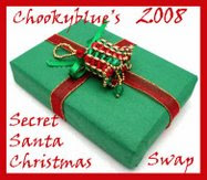Secret Santa Christmas Swap logo