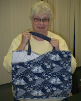 Helen's wave tote