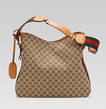 Ipops Collections: Gucci Canvas Bag That Will Bring The Light To Your