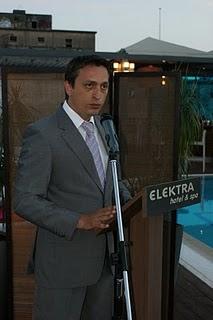 Υποψήφιος της ΝΟΔΕ Μεσσηνίας ο Περικλής Μαντάς
