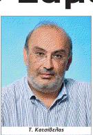 Ο Τάκης Κατσίβελας υποψήφιος της ΝΔ για το Δήμο Τριφυλίας