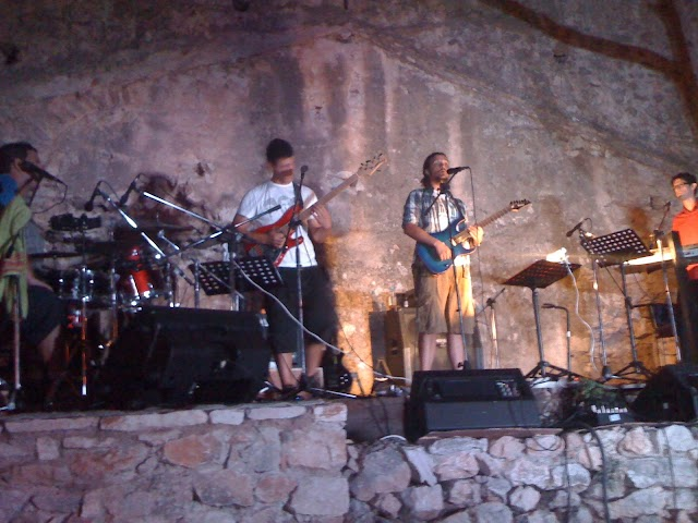 Μοναδική συναυλία στο Κάστρο με τους κυπαρισσιώτες Dizzy Dizign