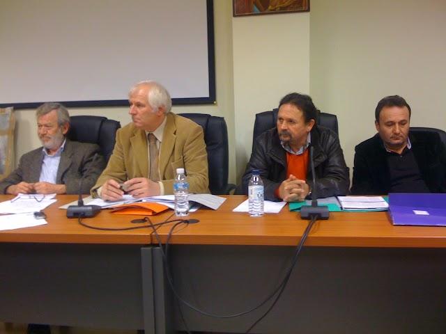 Ομόφωνο ψήφισμα με Επιτροπή για το Πρωτοδικείο Τριφυλίας αποφάσισε το Δ.Σ.