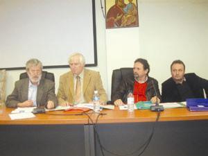Αναβλήθηκε η συγκρότηση μια Επιτροπής στην ημερήσια διάταξη του Δ.Σ. Τριφυλίας