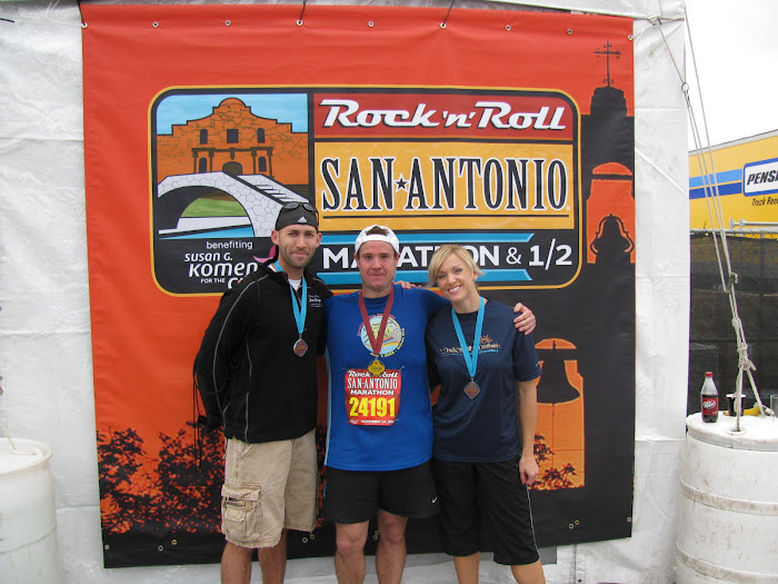 San Antonio Finish Line
