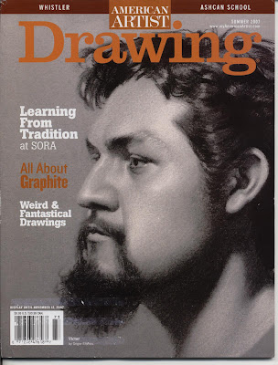 Drawing magazine spring 2007 issue