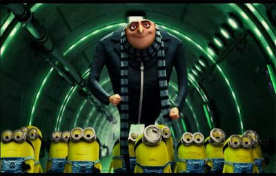Despicable Me 2 movie - Despicable Me Sequel