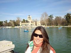 Mari em Madri, fevereiro 2010