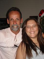 Tio Carlos José e Mariana- Hoje!!!!!