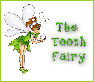 Cute Free photo toothfairy clipart coloring page